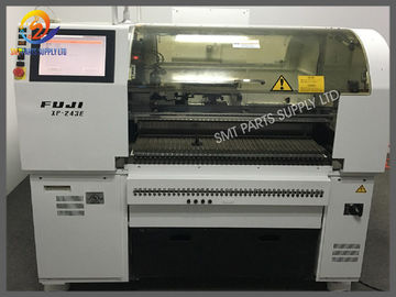 China Used SMT Equipment FUJI XP243e Pick and Place Machine / Chip Shooter Machine distributor