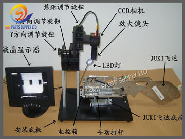 China 110V / 220V Calibration Jig  Digital Function For Inching / Linkage Simulation Feeding distributor