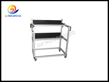 China Firm Durable FUJI NXT SMT Feeder Storage Cart Stainless Steel Removable In Stock factory