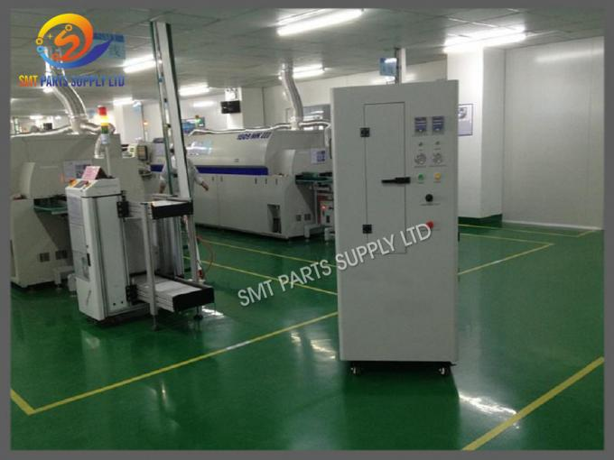 Aqueous SMT Assembly Equipment Ultrasonic Stencil Cleaning Machine With Stainless Steel