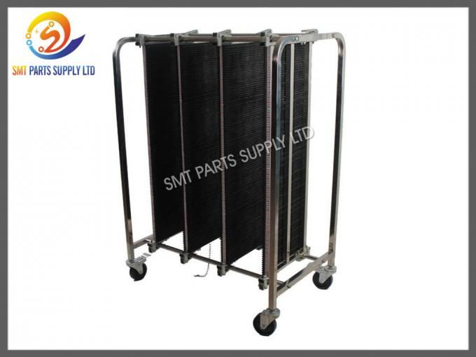 ESD PCB Anti Static Products Storage Trolley SMT Magazine Rack Cart In Stock