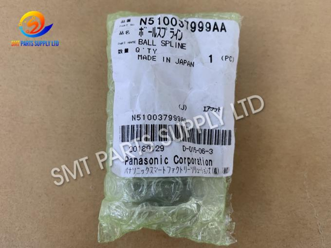 Panasonic CM402 / CM602 Ball Spline SMT Machine Parts N510037999AA N510015534AA